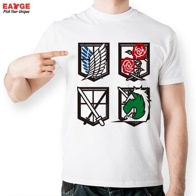 Attack on Titan Unisex Funny T-shirt