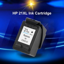 Black Inkcartridge Voor For HP 21XL Deskjet 3910 D1341 D1530 D1560 D2330 D2345 D2360 F2110 F2120 F2140 F2212 F2235