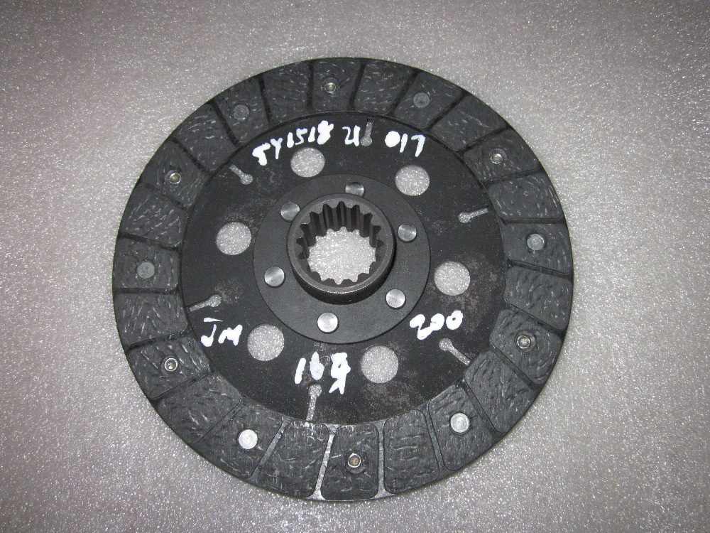Main Clutch Disc JINMA 184 204 224 Tractor, Part  Number: 184.21S.014
