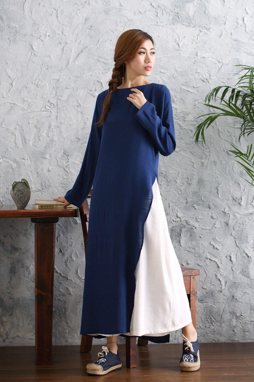Linen Dress Design