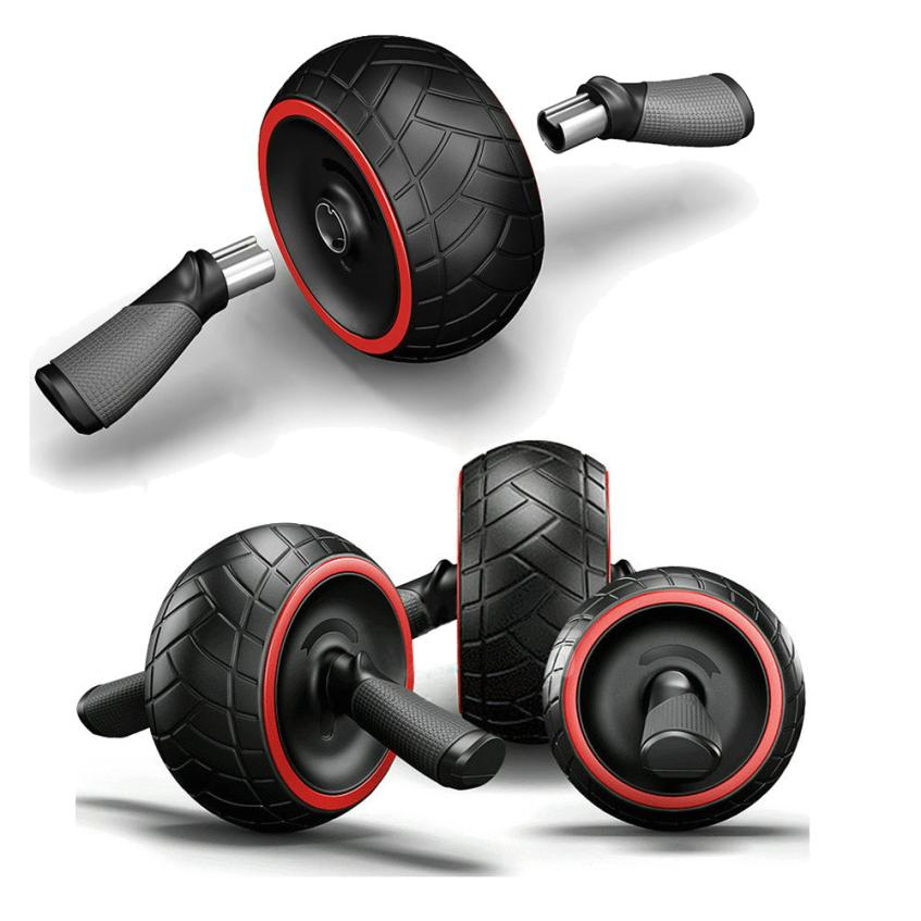 2018 New Speed Abs Complete Ab Workout System by Gym Abdominal Roller Wheel Ab Rollers    - AliExpress