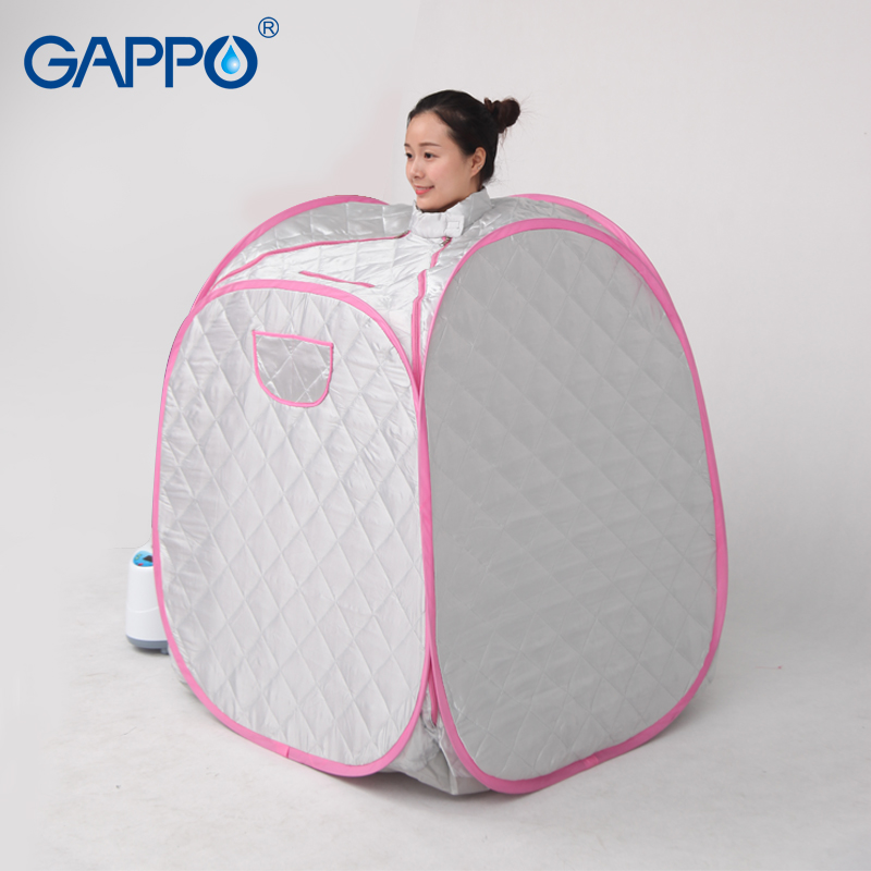 GAPPO Steam Sauna Sauna tent Beneficial skin sauna suits for weight loss Home Rooms bath SPA with sauna bag