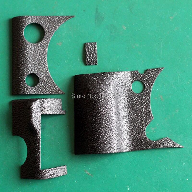 A Set Of 3PCS New Original Bady Rubber (Grip+left Side+thumb) Repair Parts For Fujifilm X-T1 XT1 Camera