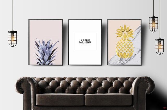 Online Shop Posters Wall Art Printed Canvas Painting For Living ...