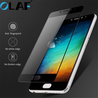 Olaf Tempered Glass for Meizu M5 m5s PR06 Pro 7 Guard glass for Meilan A5 M5 MX6 Note full Screen Protector 9H Protective Film