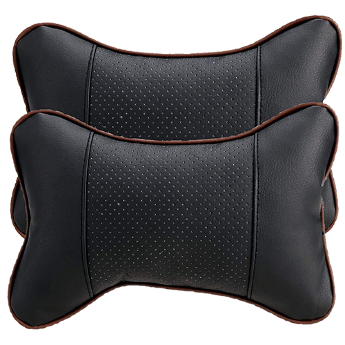 Great for Car Seats Bluelans/® 2 x Head Neck Rest//Neck Support Travel Cushion Pillow