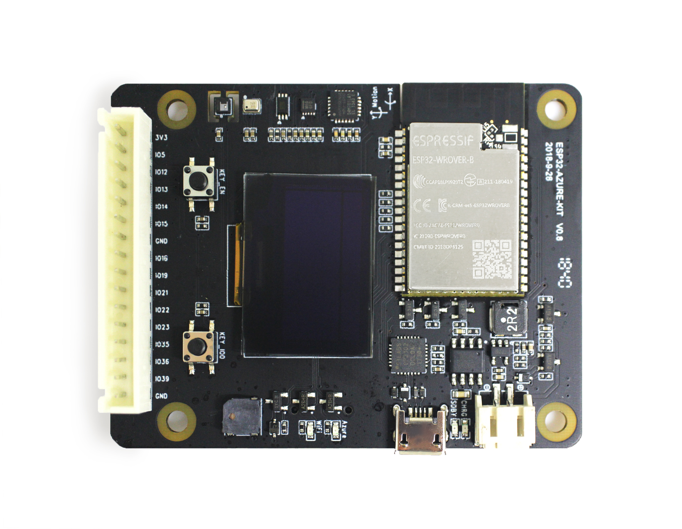 ESP32-Azure IoT Kit Development Board