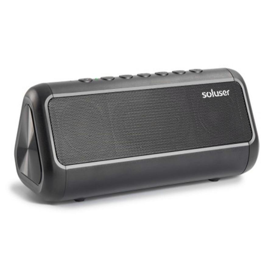 Acoustic System High Power Bluetooth Speakers Hi Fi Surround Sound System Boom Box Solar Audio Power 5000Mah Bass Columns