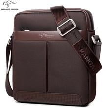 Kangaroo Kingdom Luxury Men Bag Oxford Casual Male Crossbody Shoulder Messenger Bags