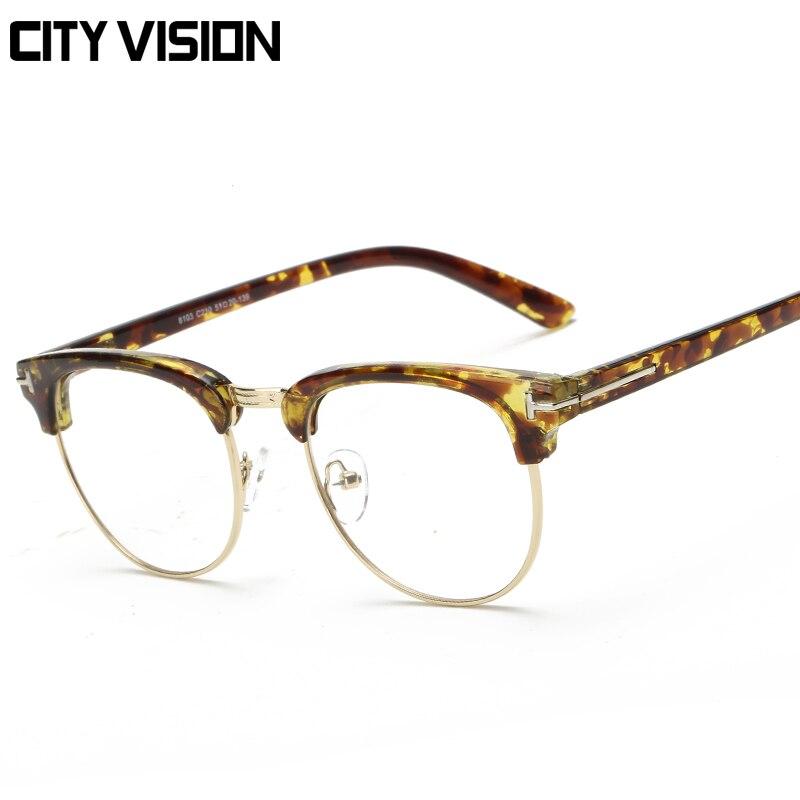Dolce Vision moda ojo Gafas lindo marco gafas claro lente nuevas ...
