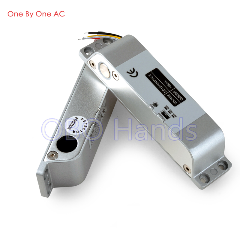 High Quality DC 12V Fail Safe Electric Drop Bolt Lock for Door Access Control Security Lock Door 12v 5 wire electric bolt lock electric drop bolt lock with bolt status detection output fail safe fail scure