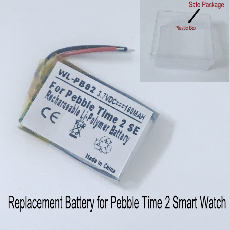 New 3 7v 160mah Replacement Lssp441522ae Battery For