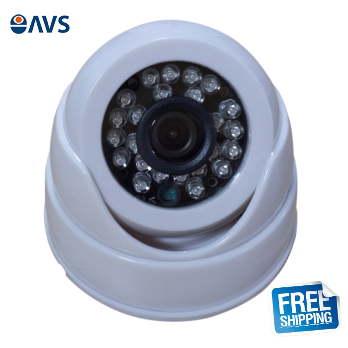CMOS 900TVL Night Vision Indoor Home Security Video Surveillance CCTV Camera