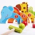 2016 Children 's Toys Animal Baseball Game Animal Gateball Educational Toys