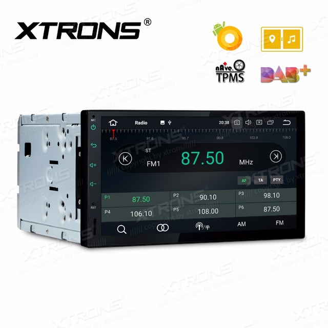 "Din 7"" Android 8.0 Octa Core 4G RAM Universal Car Radio"