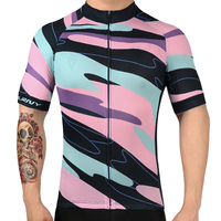 2017 Bicycle Mtb Speckle Cycling Jersey Only Short Sleeve Cycling Clothing Ropa Ciclismo Invierno Bike Jersey