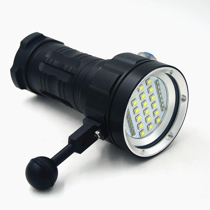 ARCHON J1 pointeur Laser de plongée lampe de poche Laser vert - 2