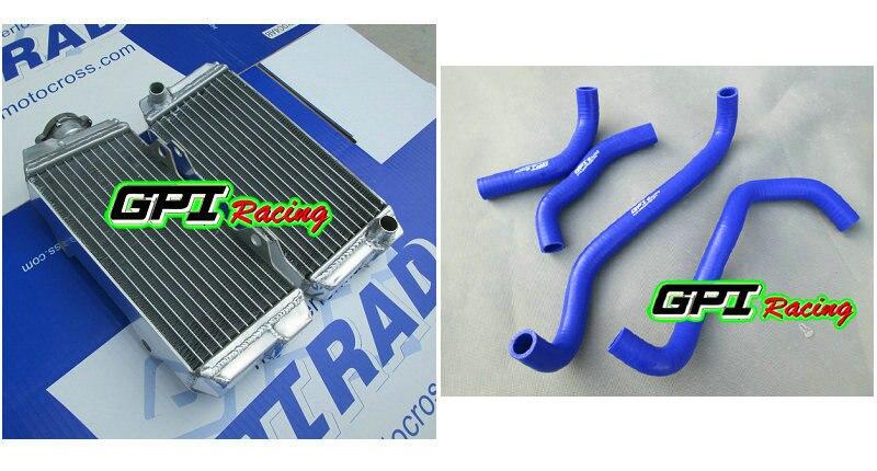 Honda ATC 250R ATC 250 R ATC250R 85 86 1985 1986 silicone radiator hose RED