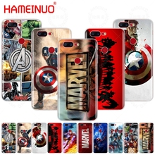 HAMEINUO Marvel Superheroes cover phone case for On