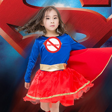 Superwoman Cosplay Costume Justice League Party Fantasy Comic Movie Carnival Purim Halloween