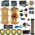 Многофункциональный Bluetooth Управляемый Робот Смарт Автомобильный Комплект Для Arduino uno