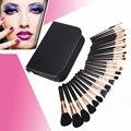 29 pcs Professional Makeup Brushes Complete Kit Extravganza Copper Kit Collection pinceis maquiagem