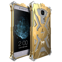 Luxury Aluminum Armor for Letv LeEco Le Pro3 Pro 3 X720 Shockproof Thor Iron Man Cover Metal Phone Protective Shell Skin Bag