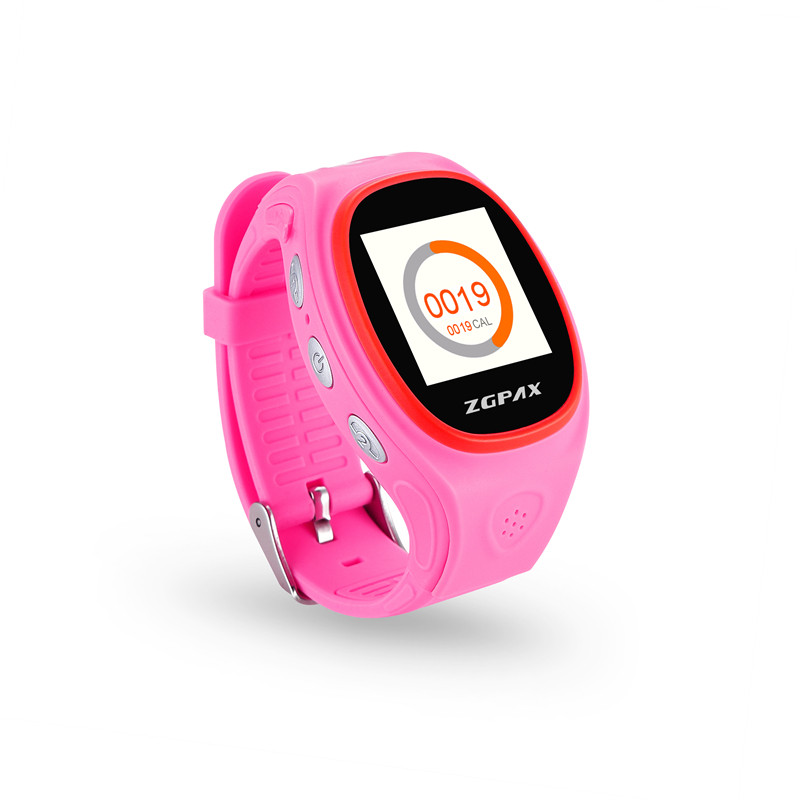 ZAPAX S866 Kids font b Smartwatch b font Bluetooth Smart Watch SOS Telemonitoring GPS LBS WIFI