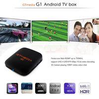 Iptv g1 inteligente caixa de tv android 7.1 1g + 8g 1080p 4 k wifi netflix conjunto caixa superior media player embutido antena wifi pk android caixa 9.0|Conversor de TV| |  -