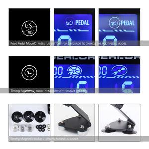 Image 3 - TP 5 Touch Screen Professional Tattoo Power Supply Kit UPGRADE Power Supply Digital LCD Display Tattoo Power Supply