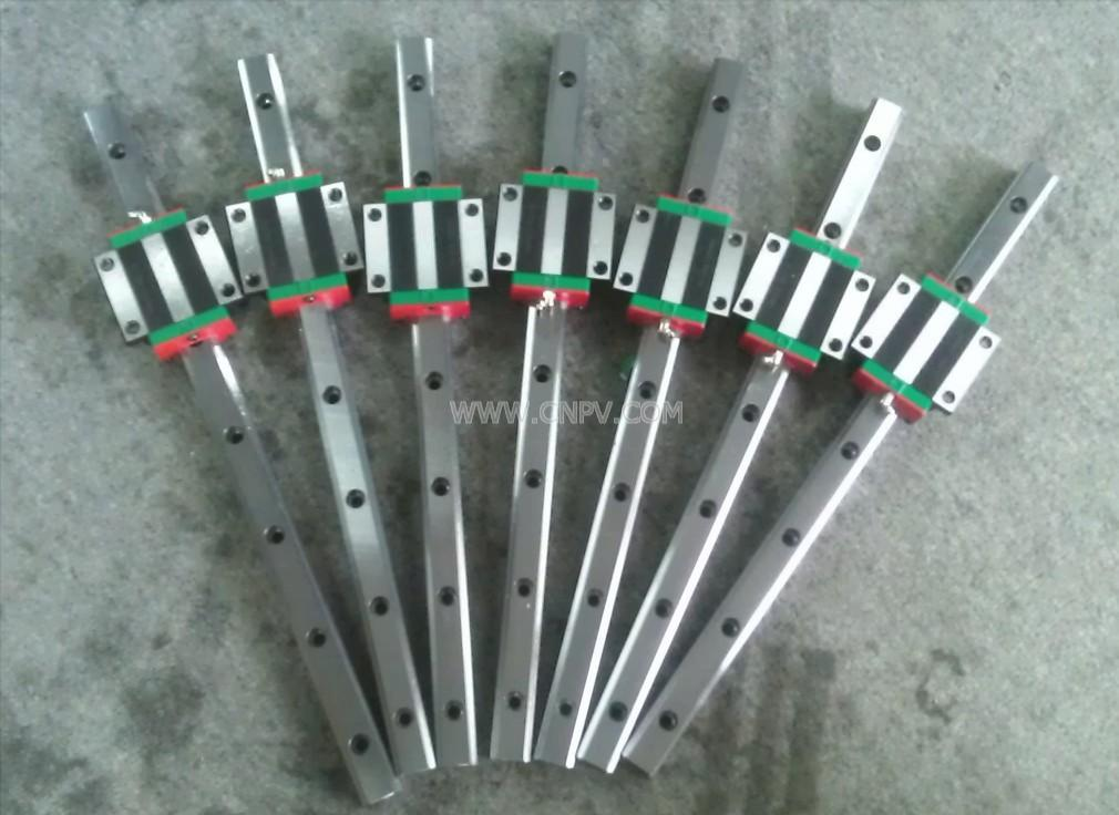 100% genuine HIWIN linear guide HGR55-1600MM block for Taiwan hiwin 100% genuine 100% linear guide hgh35ca hiwin block