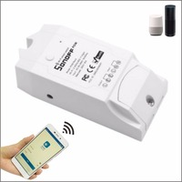 Sonoff Pow R2 16A Wifi Smart Switch Monitor Energy Usage Smart Home Power Measuring Switches APP
