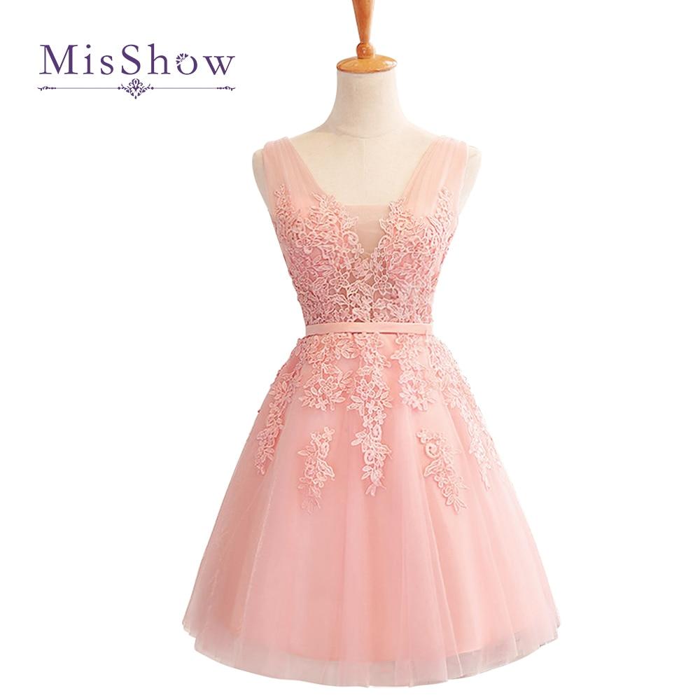 In Stock Homecoming Dress Short Vestido De Formatura Curto 8th Grade