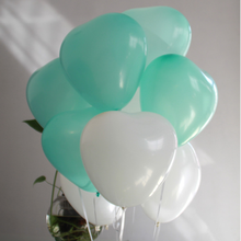 20pcs/lot 12-inch Heart Latex Balloons  Inflatable Round Air Ball Baby Shower Wedding Happy Birthday Party Balloons Decoration.b
