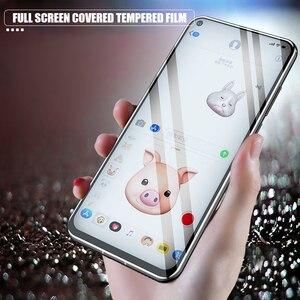 Image 5 - Verre de protection 9D pour Huawei Honor 8X 9i 10i 20i V20 V10 V9 Play 8C 8A Note 10 Magic 2 Film de protection décran en verre trempé