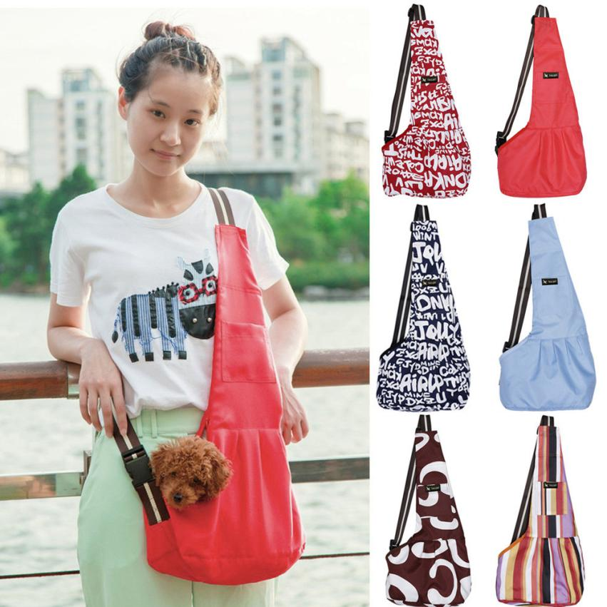 TAILUP New Arrival Hands-Free Pet Carrier Soft Pocket Waterproof Bag for Small Dogs Cat Pets Puppies Drop Shipping ap907