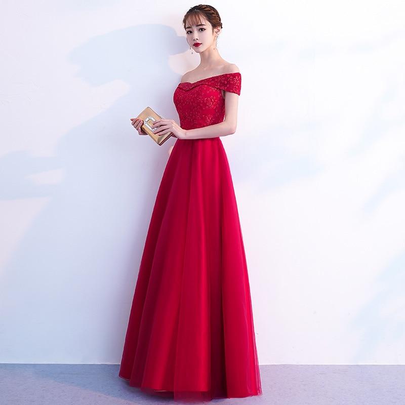 Florale Vêtements Cheongsam Femmes Xxxl Noir rouge Chinois Longue Oversize Qipao Toast Améliorée Mince Parti bourgogne Robe Encolure Broderie Sexy OPlTwkXuZi
