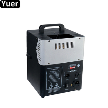 цена на 200W Double Heads Fire Machine DMX Stage Flame Thrower Stage Lighting Fire Height 3M Projector Machine Disco Party DJ Equipment