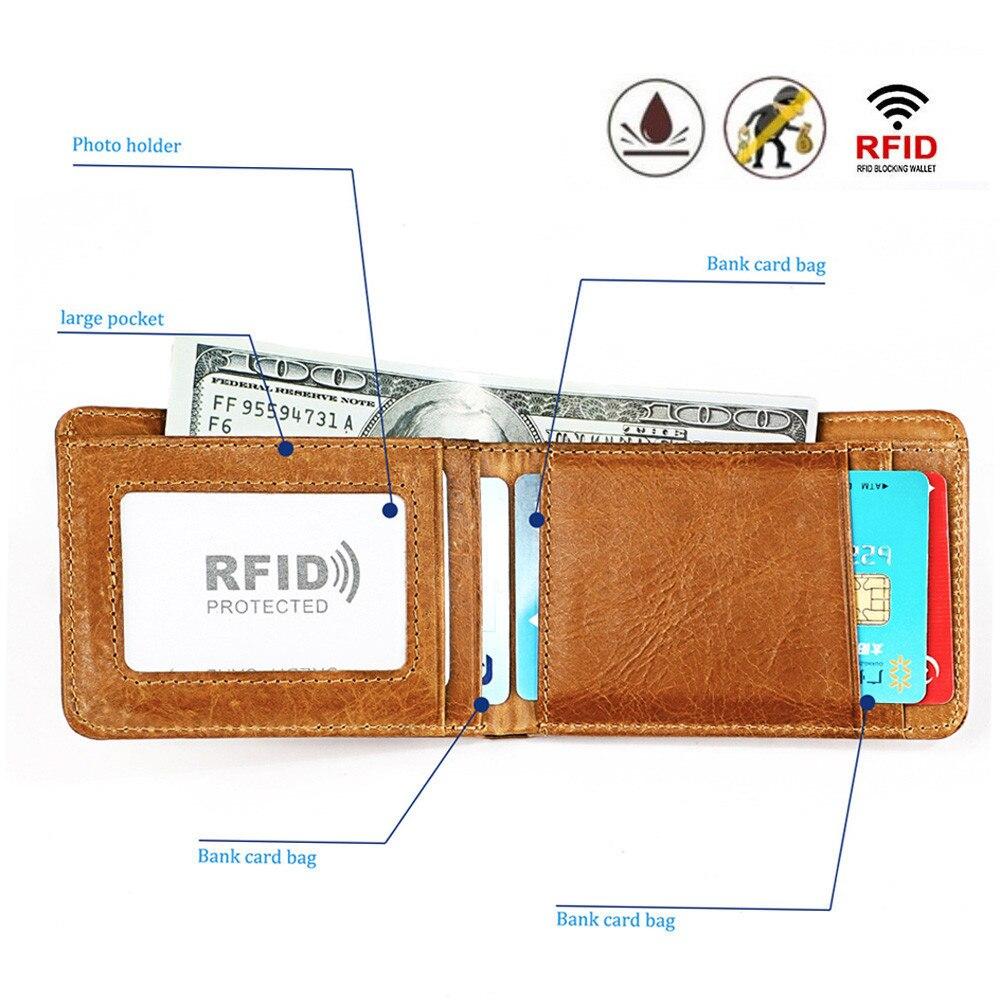 Best Security Passport Blocking RFID Wallet feat
