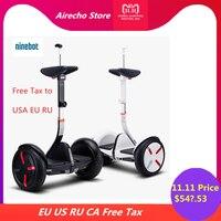 Оригинальный Ninebot Mini Pro N3M320 самобаланс Смарт электрический скутер два колеса Hover доска 18 км/ч/ч скейт доска для Gokart комплект