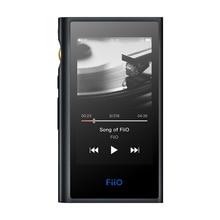 FiiO M9 المحمولة عالية الدقة مشغل الصوت AK4490EN * 2 واي فاي بلوتوث DSD128 USB الصوت USB DAC SPDIF الإخراج