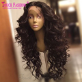 8A Wavy Full Lace Human Hair Wigs With Baby Hair Front Lace Wigs Body Wave Glueless Lace Front Human Hair Wigs For Black Women