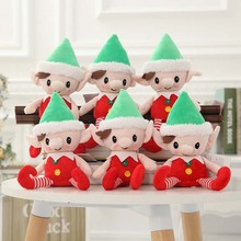 Hot Sale Christmas Wizard doll Christmas Decoration Ornaments Pendant Christmas Gift Regalos de Navidad