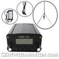 CZH-7C 7 W CZE-7C FM PLL estéreo transmissor 1/4 GP onda antena KIT Powersupply