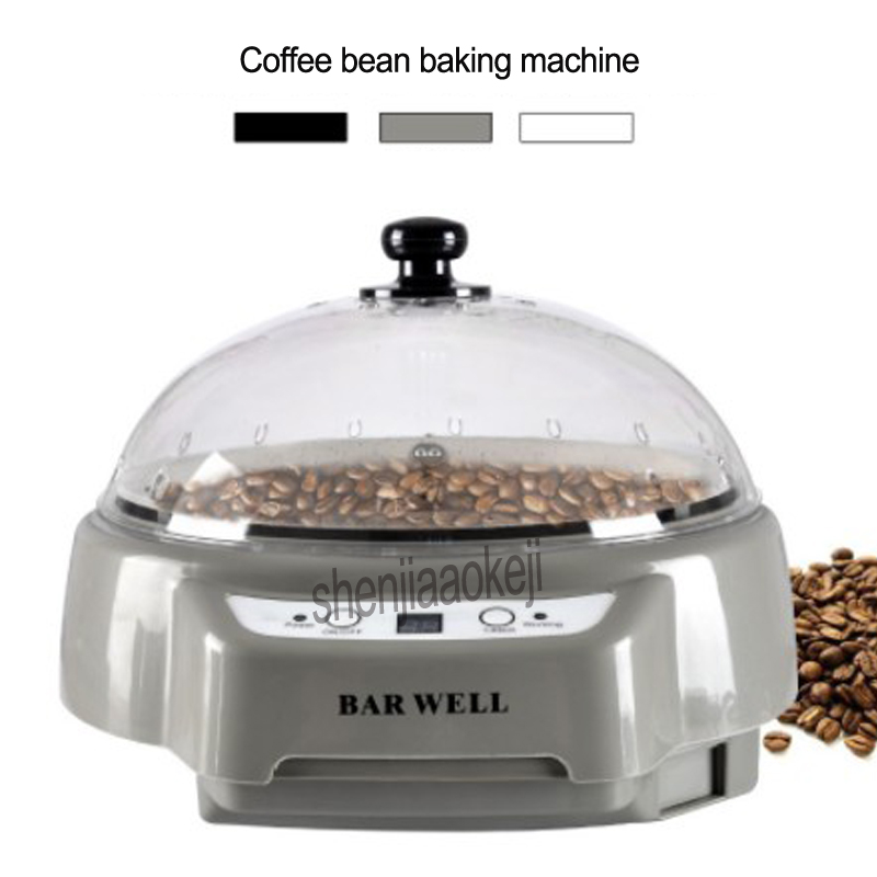 Coffee bean roaster Coffee bean roasting machine Home melon seeds peanut baking machine Electric Coffee beans dryer 220-240v 1pcCoffee bean roaster Coffee bean roasting machine Home melon seeds peanut baking machine Electric Coffee beans dryer 220-240v 1pc