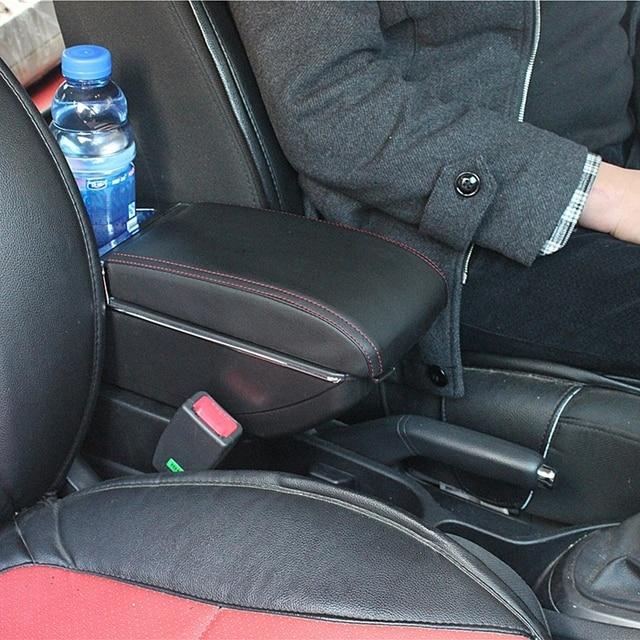 ABS libre Punch cuadro apoyabrazos coche especial para KIA Rio mano ...