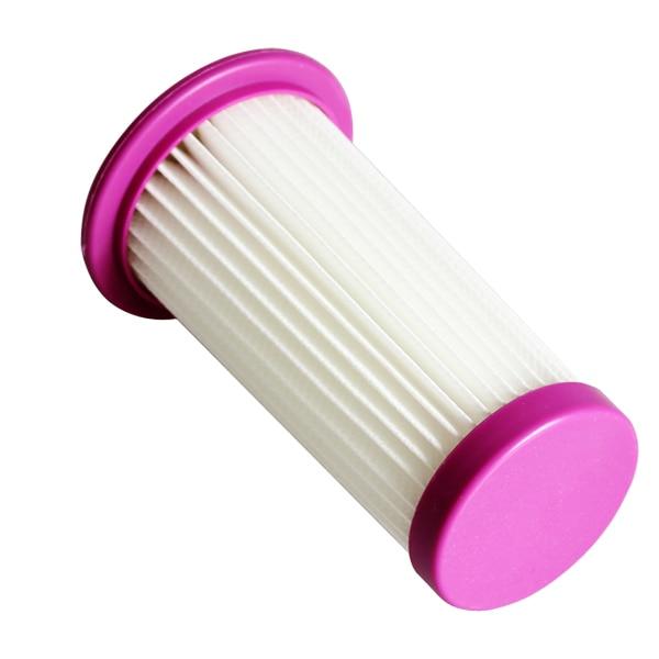 Пылесос части 55*129 круглый белый hepa фильтр для фильтрации воздуха высокоэффективного для FC 82 серии