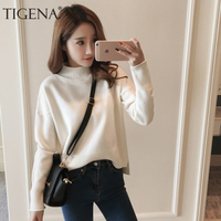 Refeeldeer Awesome Women Turtleneck Winter Sweater Women 2017 Thick Warm Long Sleeve Pullover Female Tricot Jumper