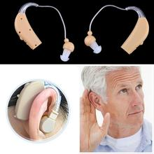 Best Digital Tone Hearing Aids Behind The Ear Sound Amplifier Adjustable Small In