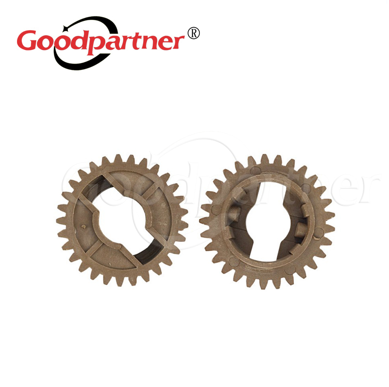 2X MFC7360 Upper Fuser Roller Gear For Brother MFC 7290 7360 7460 7470 7860 DCP 7055 7057 7060 FAX 2840 2890 2990